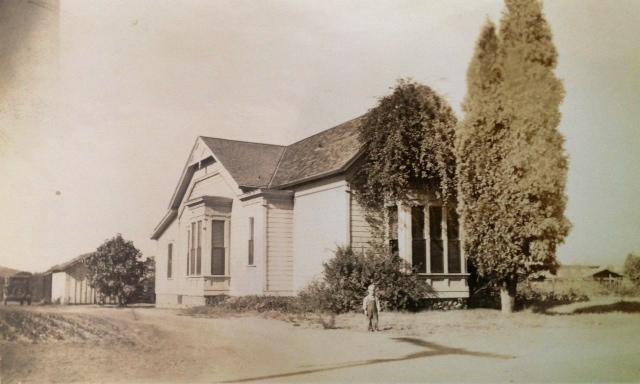 Our Pomona House