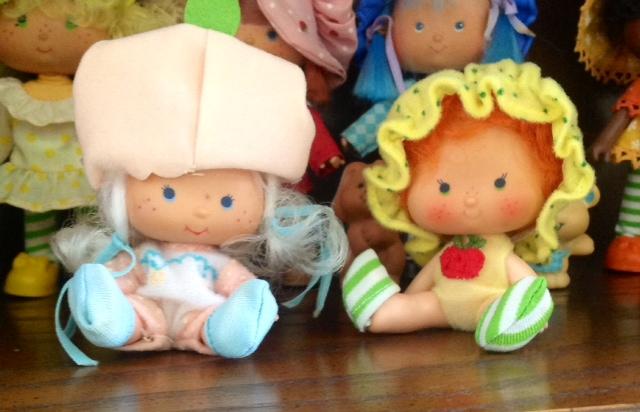 Apple Doll Apricot Doll And Apple Dumplin